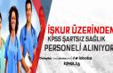 İŞKUR Üzerinden KPSS Şartsız 360 Sağlık Personeli...