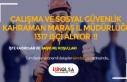 Kahramanmaraş İŞKUR Bünyesinde 1317 Personel Alımı...