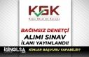 KGK ( Kamu Gözetimi Kurumu ) Bağımsız Denetçi...