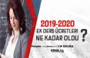 Öğretmenlerin 2019-2020 Ek Ders Ücretleri Ne Kadar...