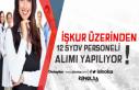2 SYDV KPSS Şartsız 12 İşçi, Psikolog ve Çocuk...