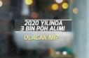 2020 Yılında Dışarıdan 3 Bin Erkek PÖH Alımı...
