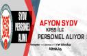 Afyon SYDV 60 KPSS ile 3 Sosyal İnceleme ve Yardım...
