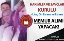 HSK Lise, Ön Lisans ve Lisans Mezunu Memur Alımı...