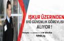 İŞKUR Üzerinden KPSS Şartsız 510 Güvenlik Görevlisi...