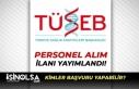 İŞKUR Üzerinden TÜSEB Engelli İdari Personel...