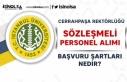İstanbul Üniversitesi ( İÜC ) KPSS'li KPSS'siz...
