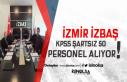 İzmir İZBAŞ KPSS Şartsız Ön Lisans, Lisans Öğrencisi...
