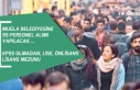 Muğla Büyükşehir Belediyesine 95 Personel Alımı!...