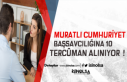 Muratlı Cumhuriyet Başsavcılığı İlkokul Mezunu...