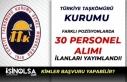 Türkiye Taşkömürü Kurumu ( TTK ) 30 Nitelikli...