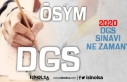 2020 Dikey Geçiş Sınavı (DGS) Başvuru ve Sınav...