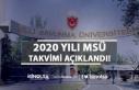 2020 Yılı MSÜ Askeri Öğrenci Alımı Sınav ve...