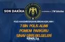 26. Dönem Polis Alımı (POMEM) Sınav Giriş Belgesi...