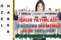 İŞKUR'da Yayımlandı! 8 Kamu Kurumu 945 Memur...