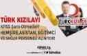 Kızılay KPSS'siz Eğitimci, Hemşire, Asistan...
