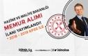 Maliye Bakanlığı 2018-2019 KPSS İle Memur Alımı...