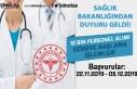 Sağlık Bakanlığından 12 Bin personel Alımı...