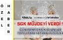 SGK Prim Günü Eksik Olanlara Toplu Para Ödenebilecek!...
