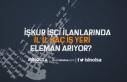 Türkiye Genelinde 80 İlde Vasıflı Vasıfsız Personel...