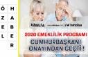 2020 Yeni Emeklilik Sistem Programı Cumhurbaşkanı...