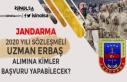 2020 Yılı Jandarma Sözleşmeli Uzman Erbaş Alımına...