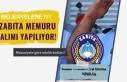 Belediyelere Zabıta Memuru Alımı Mezuniyete Nitelik...