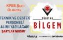 TÜBİTAK BİLGEM KPSS'siz Teknik ve Destek Personeli...