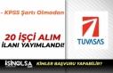 Türkiye Vagon Sanayii ( TÜVASAŞ ) İŞKUR İle...