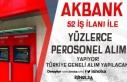 Akbank 52 Açık İş İlanı İle Türkiye Geneli...