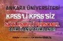 Ankara Üniversitesi Yüksek Maaş İle Tam Zamanlı...