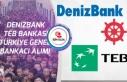 Denizbank ve TEB Bankası Personel Alımları Yapacak!...