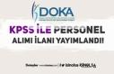 DOKA 8 Personel Alımı İçin İlan Yayımladı!...
