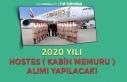 Emirates Hava Yolu Şirketi 2020 Yılı Kabin Memuru...
