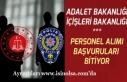 Emniyet Genel Müdürlüğü ve Adalet Bakanlığı...