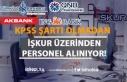 İş Bankası, İNG Bank, Finansbank ve Akbank İŞKUR...