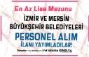 İzmir ve Mersin Büyükşehir Belediyeleri En Az...