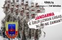 jandarma Genel Komutanlığı 4. Grup Uzman Erbaş...