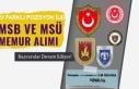 MSB Kuvvet Komutanlıkları ve MSÜ 22 Pozisyon İle...