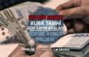 TOKİ 100 Bin Sosyal Konut Projesi Kura Tarihleri!...