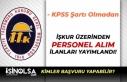 TTK 5 Pozisyon İle 64 Eski Hükümlü İşçi Personel...