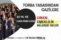 20 Yıl ve 5.000 Günden Emeklilik Bağlanacak! Torba...