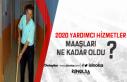 2020 Yılında YHP (Yardımcı Hizmetli Personel)...