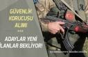 Adaylar Türkiye Genelinde Pek Çok İlde Güvenlik...