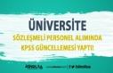 Artvin Çoruh Üniversitesi Sözleşmeli Personel...