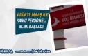 Göç İdaresi 4 Bin TL Maaş İle Kamu Personeli...