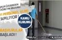 İŞKUR Üzerinden Kamu Kurumlarına İlköğretim...