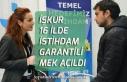 İŞKUR'da 16 İlde İstihdam Garantili MEK Açıldı!...