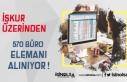 İŞKUR Üzerinden 570 Büro Memuru Alınacak! Başvuru...