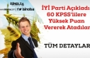 İYİ Parti Açıkladı! 60 KPSS'lilere Yüksek...